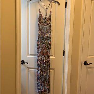 Billabong maxi dress size M, worn once